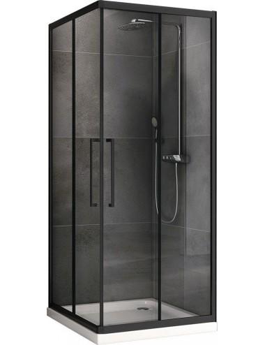 Решетка Alcaplast GL1203-1050 коричневое стекло