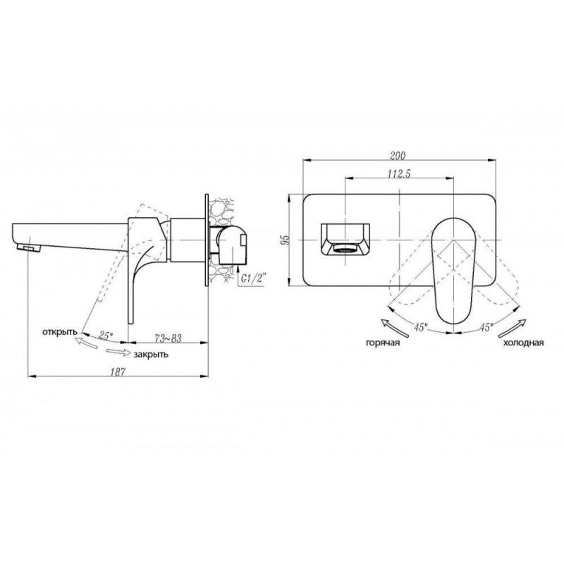 RIHO KLASIK 160 x 70 х 42,5 (190л) гидромассажная ванна
