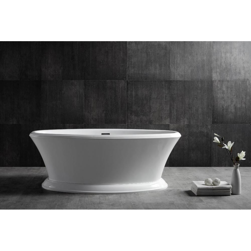 ALPEN DIANA 130 х 70 х 43 (105л) акриловая ванна
