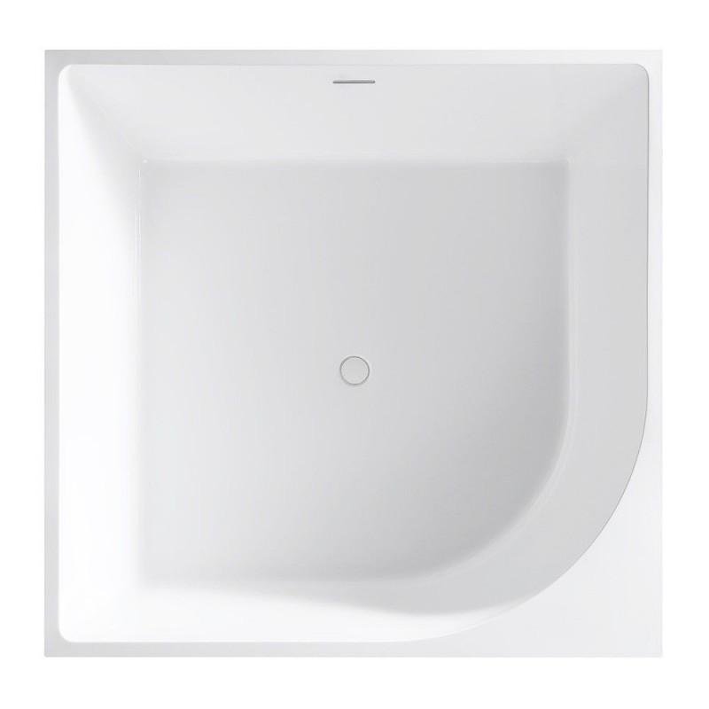 ALPEN TERRA 160 x 105 х 44 (225л) L акриловая ванна